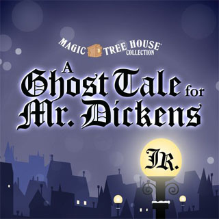 A Ghost Tale for Mr Dickens Jr